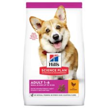 Hill's Science Plan Adult 1-6 Small & Mini with Chicken