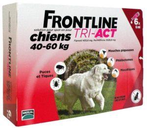 Капли на холу Frontline