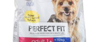 Сухой корм для собак PERFECT FIT