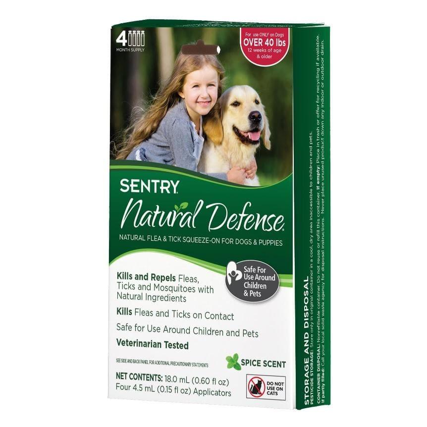 SENTRY Natural Defense