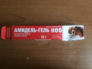 Амидель-гель НЕО