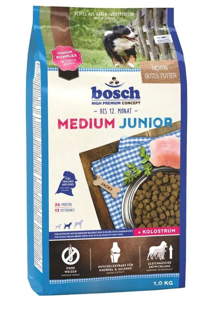 Корм Bosch Medium Junior