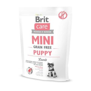 Brit care mini puppy