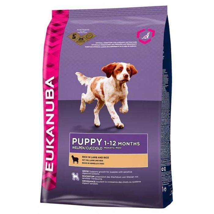 EUKANUBA Puppy 1-12 months