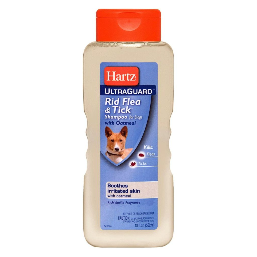 Hartz UltraGuard Foaming Flea & Tick