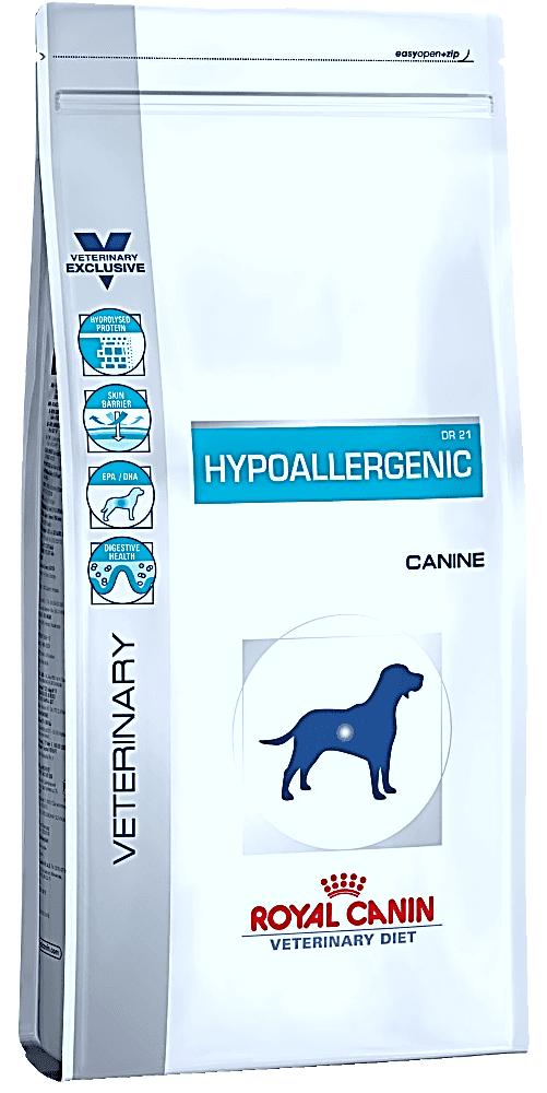 Корм Royal Canin Hypoallergenic