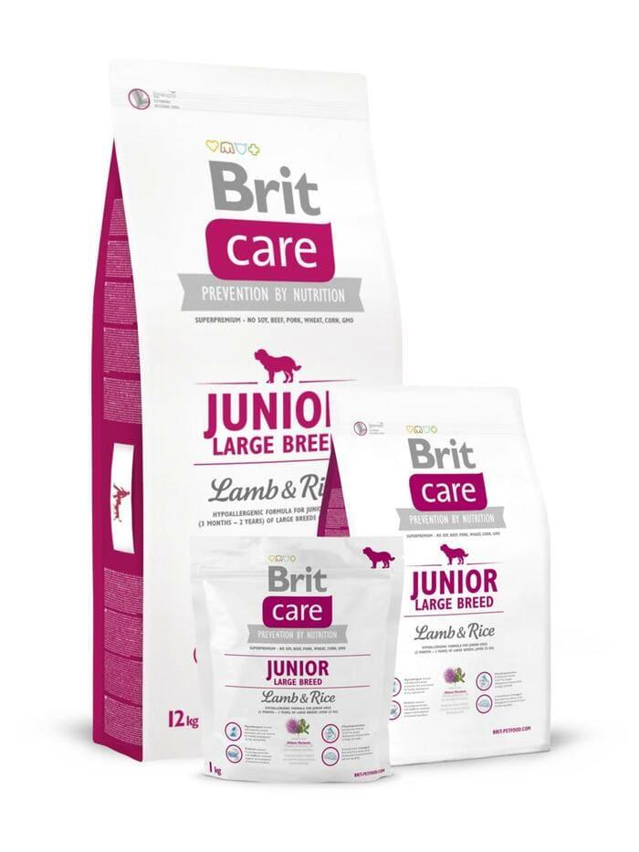 Корм Brit Care