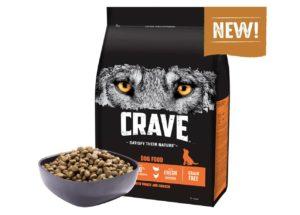 Корм для собак Crave