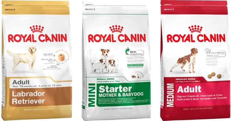 Корма Royal Canin для собак
